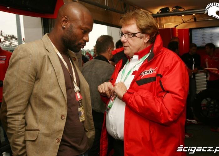 Francis Batta Runda WSBK Magny Cours