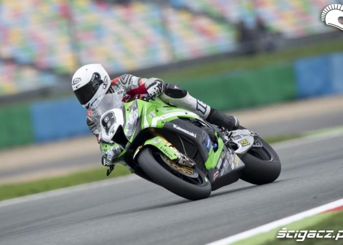 Kawasaki Runda WSBK Magny Cours