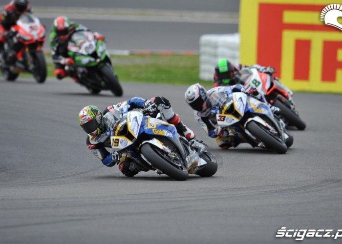 BMW Nurburgring Superbike 2013