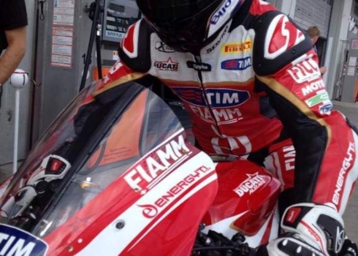 Badovini Superbike Nurburgring 2013