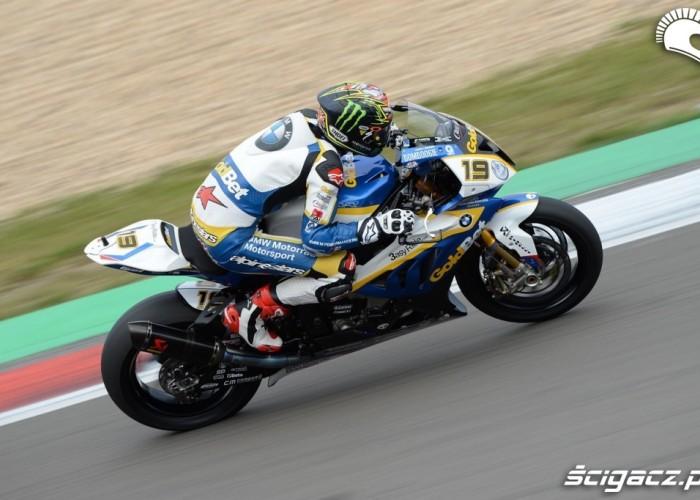 Chaz Nurburgring Superbike 2013