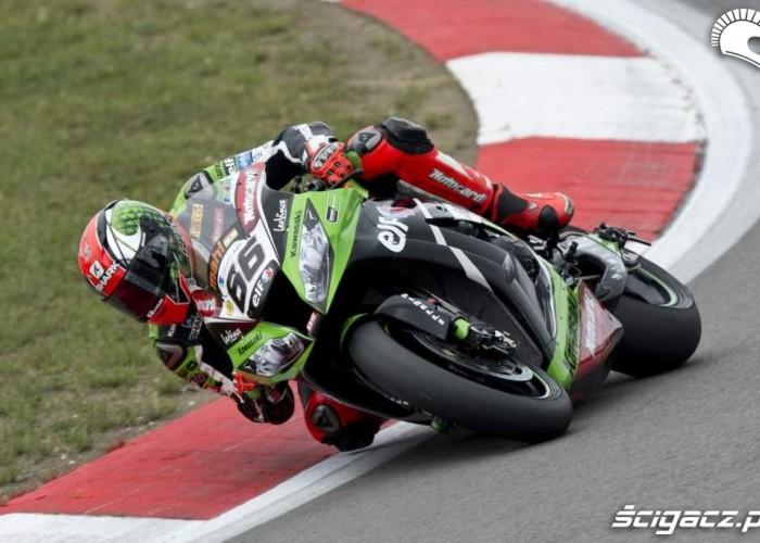 Kawasaki Superbike Nurburgring 2013
