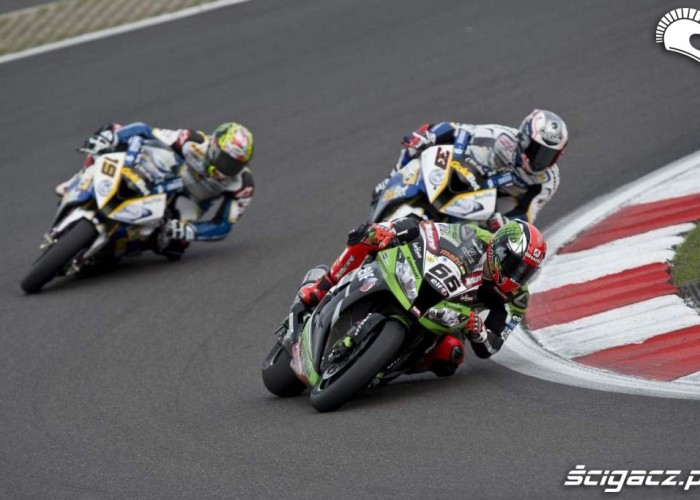 Kawasaki vs BMW Nurburgring Superbike 2013