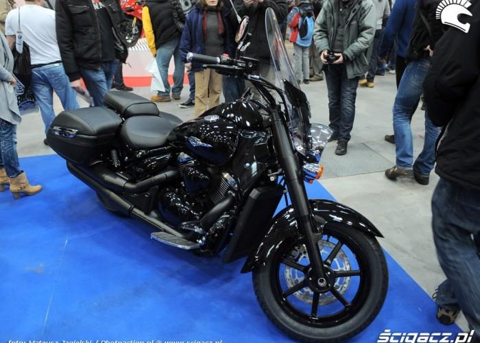 czarny chopper