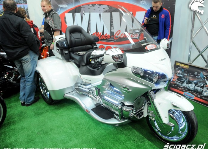 goldwing trajka