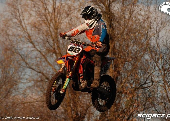 Marcin Kawczynski motocross