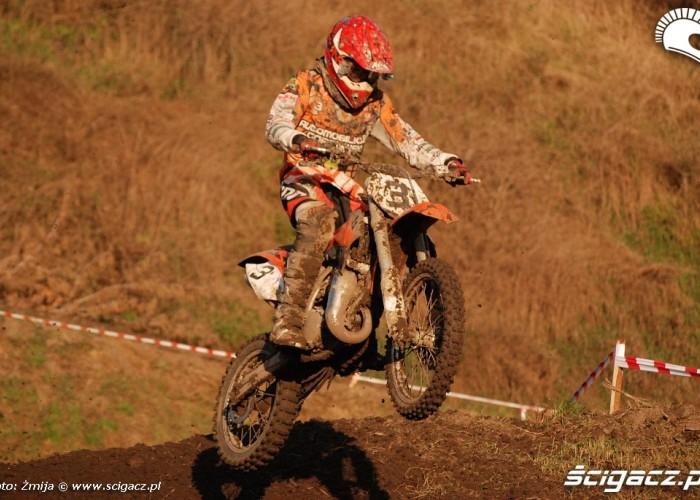Nikodem Bartoch zawody motocyklowe
