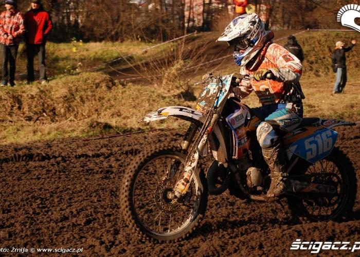 Szymus Aleksandra zawody motocross