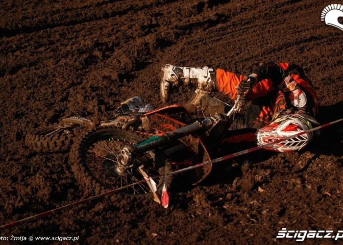 Wypadek Sochaczew motocross