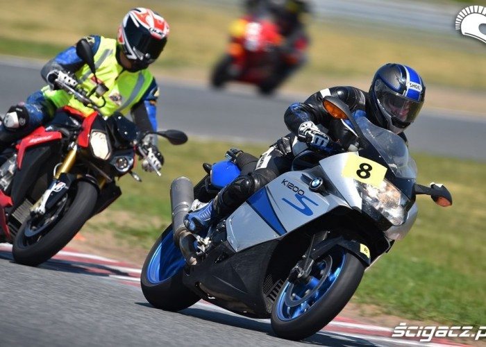 BMki California Superbike School Poznan 2014