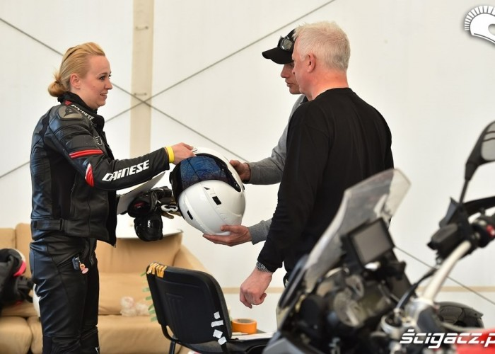 California Superbike School Poznan 2014