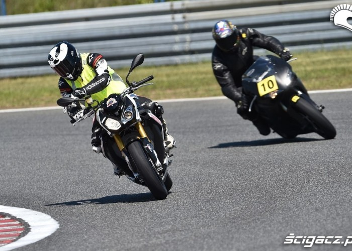 California Superbike School Poznan 2014 S1000R