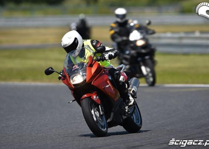 California Superbike School Poznan Tor Poznan trener