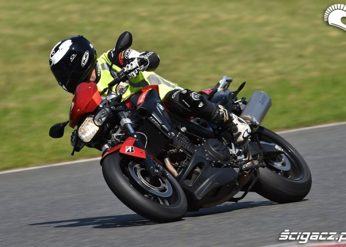 F800R Superbike School Poznan 2014