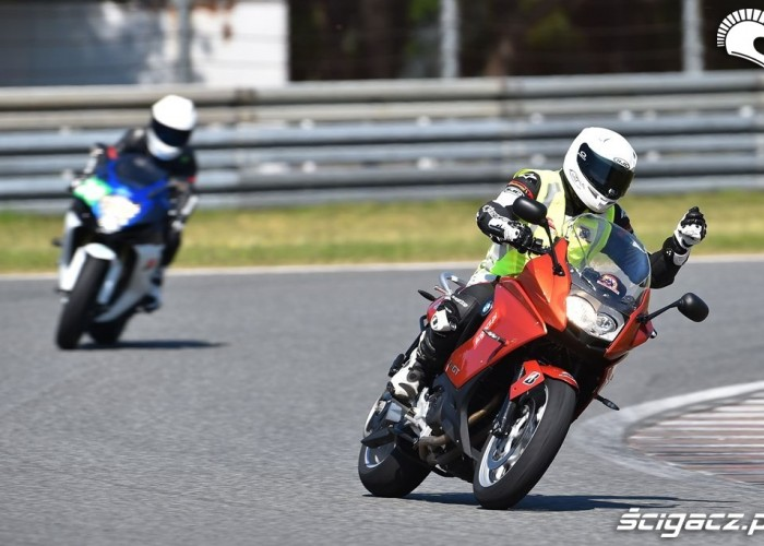 Gaz California Superbike School Poznan 2014