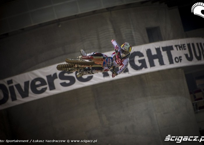 Dany Torresa na Diverse Night Of The Jumps