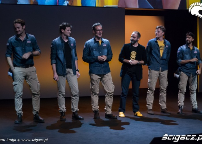 Ducati Scrambler Team