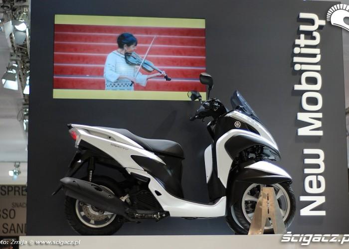 yamaha skutery eicma 2014
