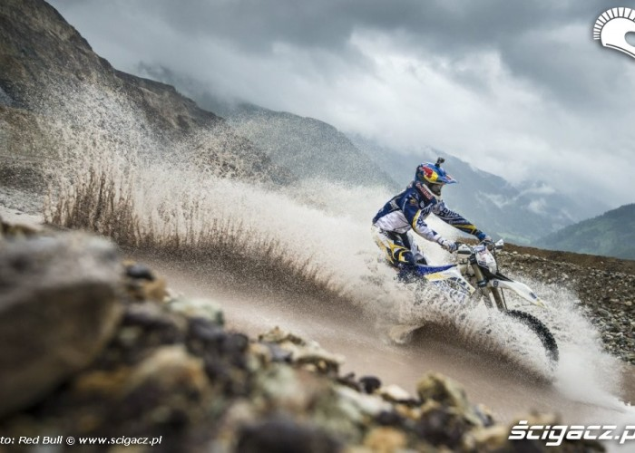 Gomez erzbergrodeo 2014 red bull hare scramble