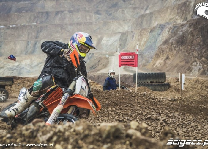 Lampkin erzbergrodeo 2014 red bull hare scramble