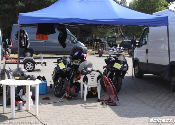 Przed jazda Speed Day lipiec 2014 Tor Poznan