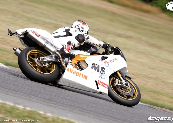 Speed Day lipiec 2014 Aprilia