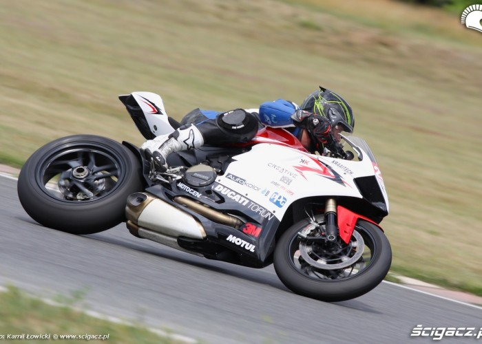 Speed Day lipiec 2014 Ducati