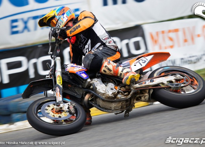 Filinski FIM Supermoto GP Czech