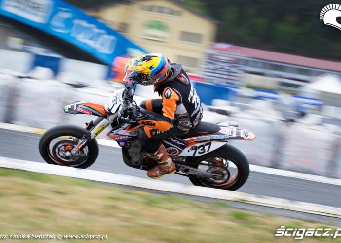 Frantisek Filinski FIM Supermoto GP Czech