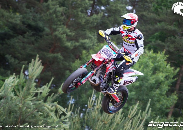 Yuri Guardala FIM Supermoto GP Czech