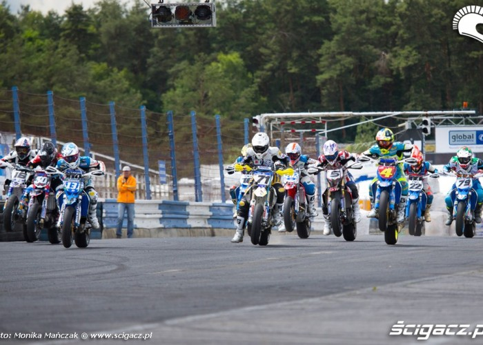ruszyli FIM Supermoto GP Czech