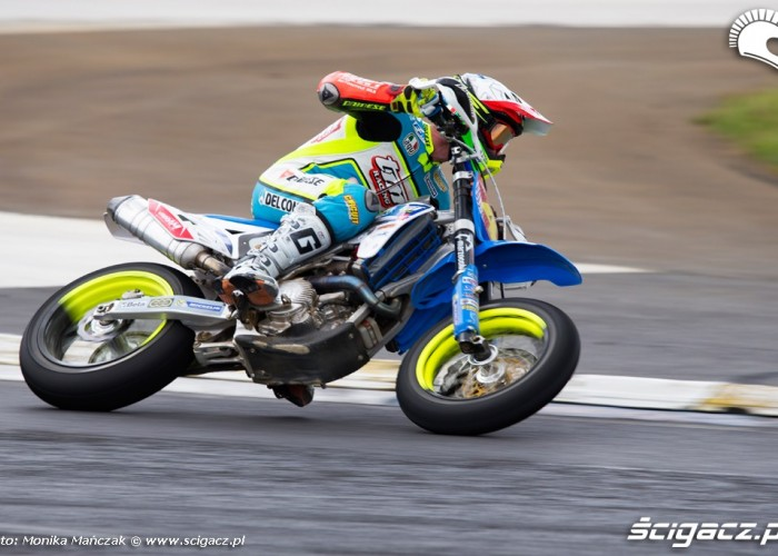 zakret Supermoto GP Czech