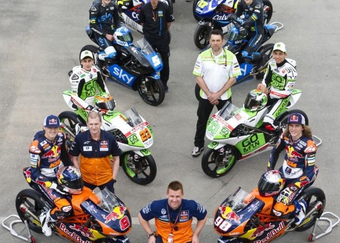 KTM Factory Teams RC 250 GP
