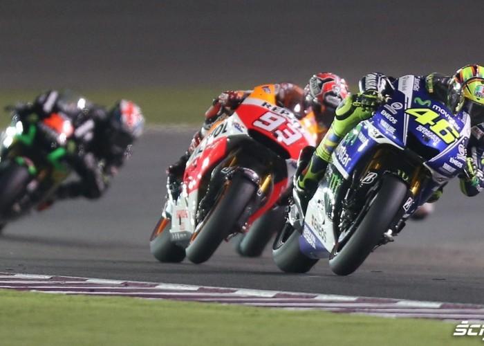 MotoGP w akcji
