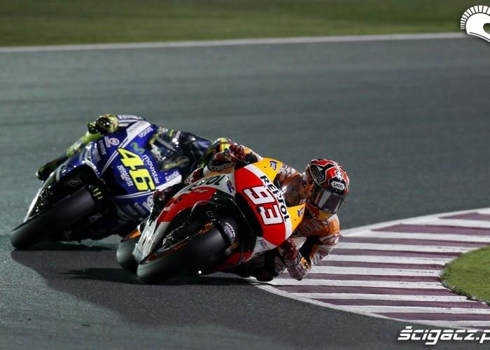 Rossi goni marqueza