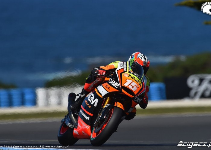 forward racing aleix phillip island 2014