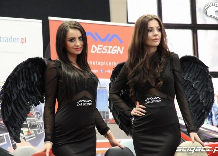 hostessy Java Motor Show