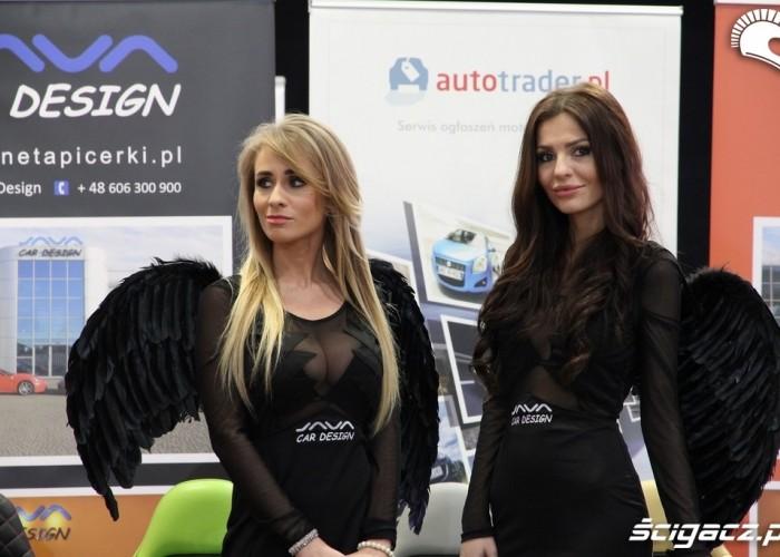 hostessy motor show