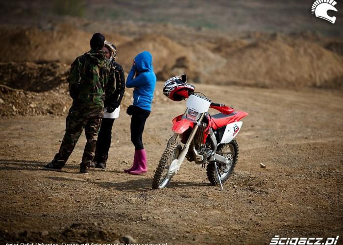 Motocykl Puchar Husqvarny