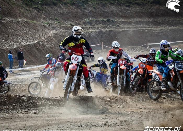 Motocyklisci Puchar Husqvarny