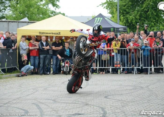 Stunt Oldtimerbazar