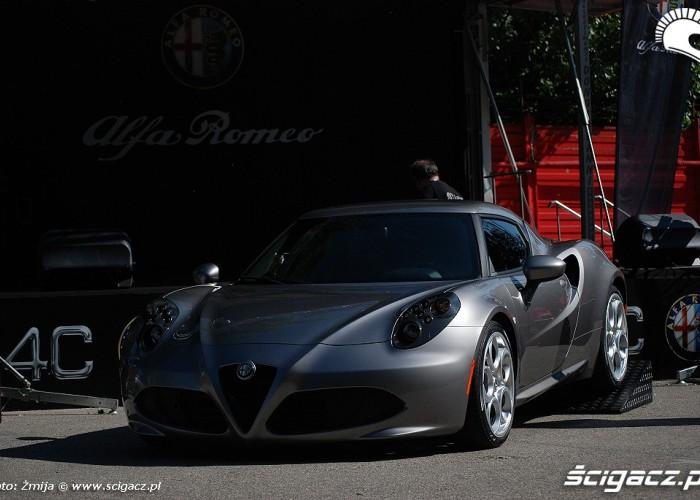 Alfa Romeo na wyscigach