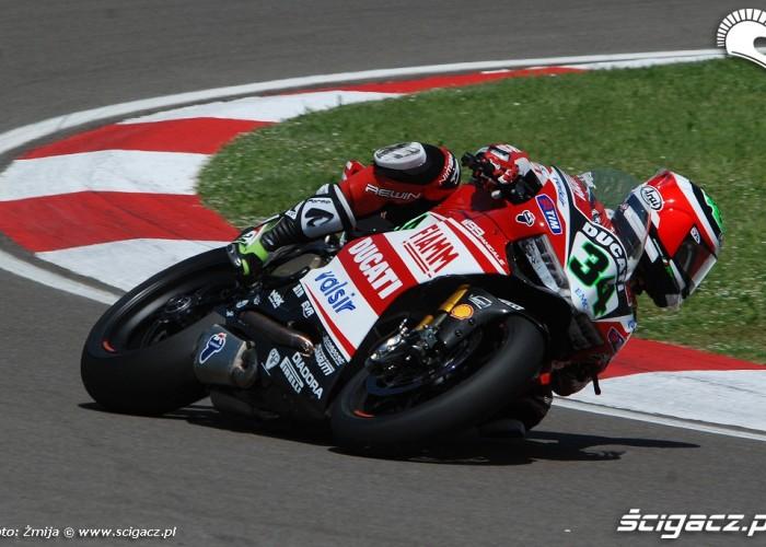 Ducati SBK Davide Giugliano