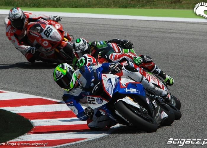 Barrier Superbike Misano