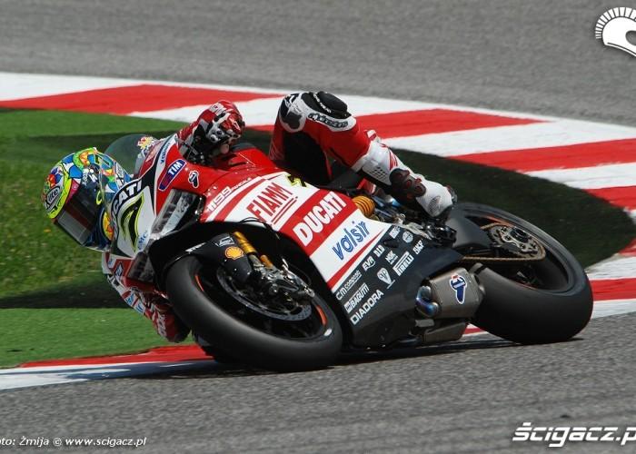 Davies Chaz Ducati