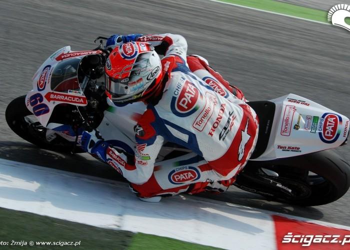 Michael VD Mark trening Supersport