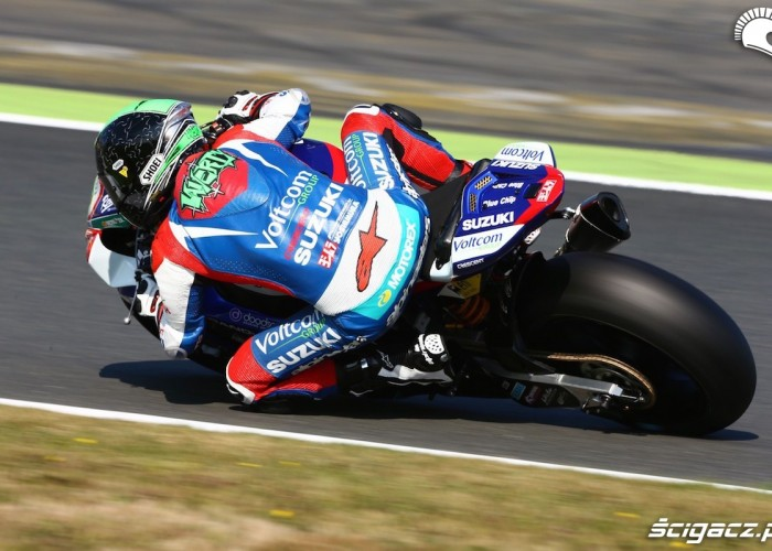suzuki wsbk laverty 2014