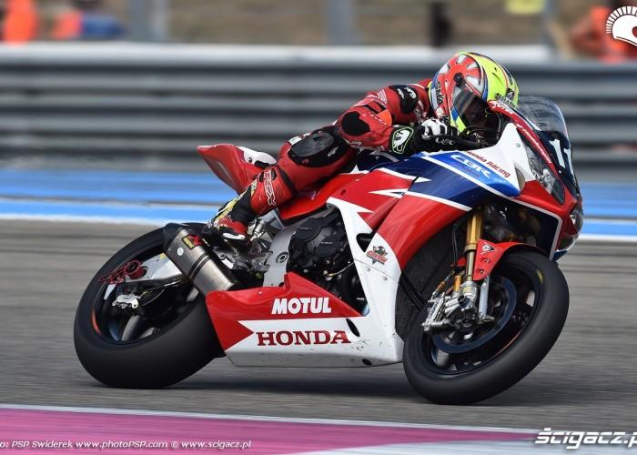 Honda Endurance Racing Bol dOr 2015