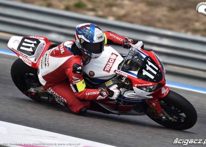 Honda Endurance Racing nr 111 Bol dOr 2015