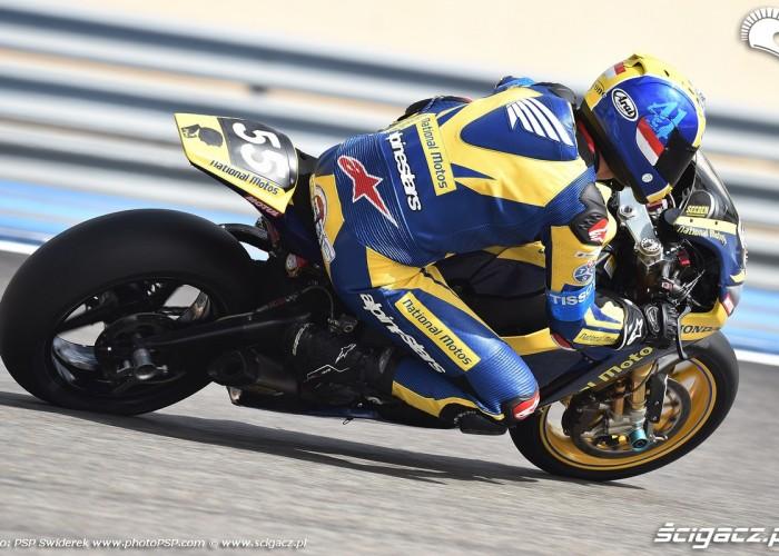 National Motos Team